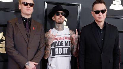 Drummer Blink-182 weer aan de beterhand, tour gaat verder