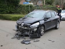 Ongeluk in Mijdrecht na achtervolging