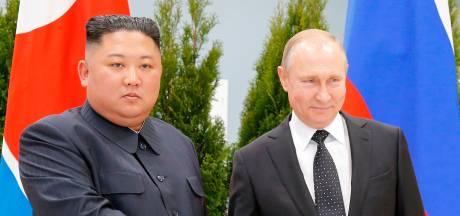 Kim Jong-un noemt top met Russische president Poetin na afloop 'zeer substantieel'