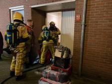 Woningbrand in binnenstad Harderwijk snel geblust met hulp van bewoners