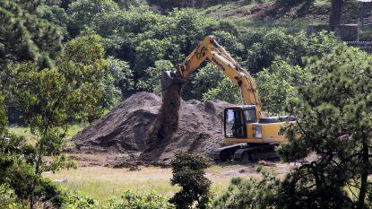 29 lijken verdeeld over 129 plastic zakken opgegraven in Mexico