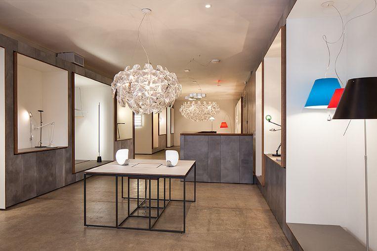 Modular Lighting Instruments opent nieuwe showroom in Soho ...