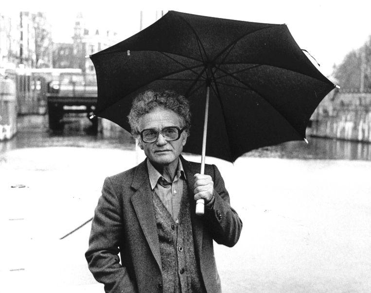 Criticus van het Sovjetbewind Joeri Orlov, hier in 1986. foto HH, ANP Beeld Hollandse Hoogte / ANP