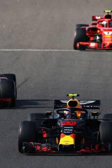 Verstappen: Werd nog spannend door botsing met Vettel