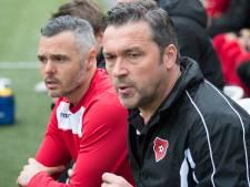 Trainer Jan Veldhuizen: 'Hopelijk in september balen van onterechte strafschop'