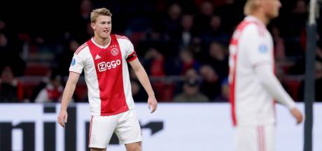 De Ligt: Mentaal zware klap voor Ajax