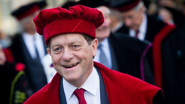 Rector van de KULeuven Rik Torfs.
