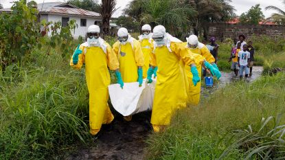 Nieuwe ebola-epidemie in Congo: al 15 doden