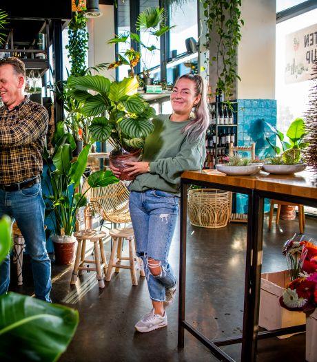 Koffie én een plant to go: zo inventief zijn deze ondernemers in coronatijd