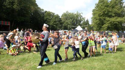 Gordelfestival 2019 plaatst Dilbeek centraal