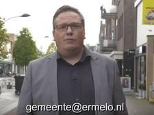 SGP Ermelo hoopt op massale  klaagzang  over stoeptegels en onkruid