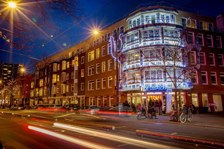 Verpleeghuis Humanitas De Leeuwenhoek in Rotterdam Beeld Jorgen Caris