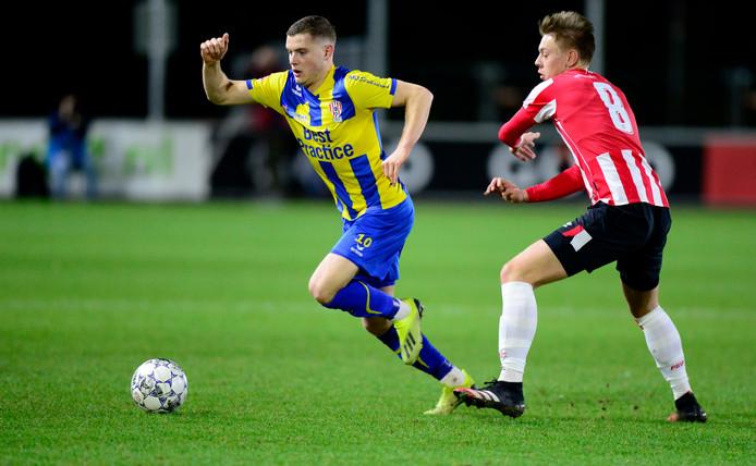 Jong PSV - TOP Oss.