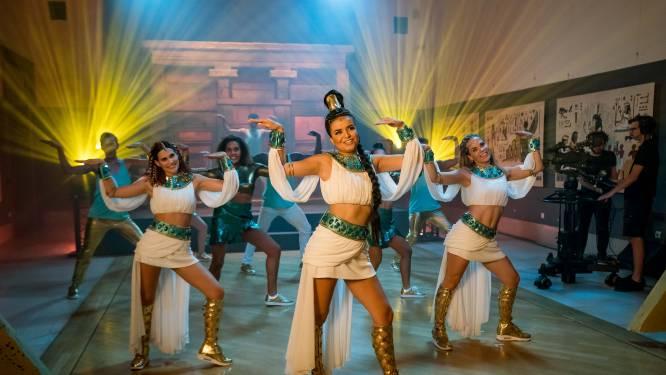 K3 verstevigt Ultratop-record: nieuwe album 'Dans van de farao' meteen op één