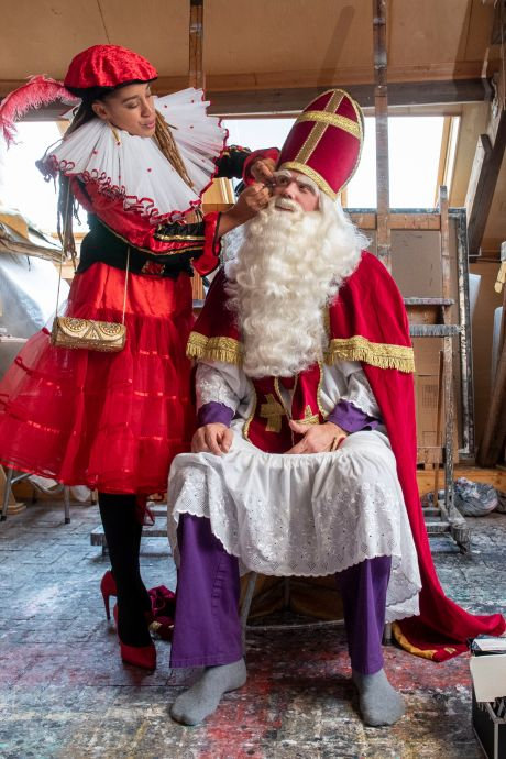 Wageningen wordt - toch nog - de Stad van Sinterklaas