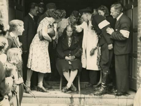 'Moffenmeid' en Bodegraafs gezin maken kans op een plek in de 100 meest aansprekende foto's uit de oorlog