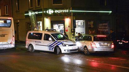 Politievoertuig betrokken bij ongeval
