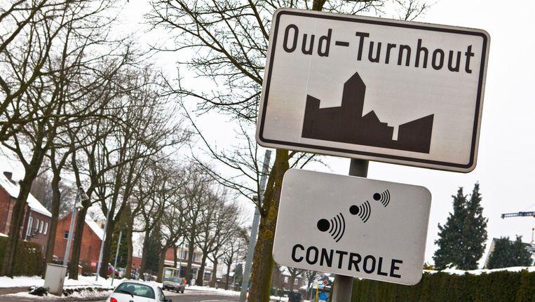 De villawijk Oud-Turnhout. De meeste verdachten van de mishandeling van begin januari in Eindhoven komen uit de Belgische plaats. Beeld ANP
