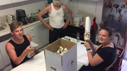 Brouwerij De Glazen Toren levert Saison tot boven de poolcirkel