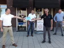 Extra acties om Halderbergse ondernemers een hart onder de riem te steken