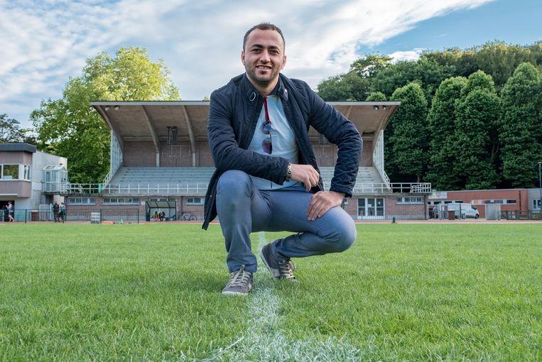 Voorzitter Faruk Akkus van Vilvoorde City zegt dat 'hun' scheidsrechter belaagd werd door de spelers van FC Melsbroek.