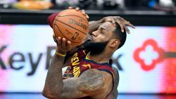 LeBron James evenaart alweer een record