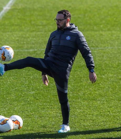 Coach Getafe geïnspireerd door Cruijff: 'Heb veel naar hem gekeken'