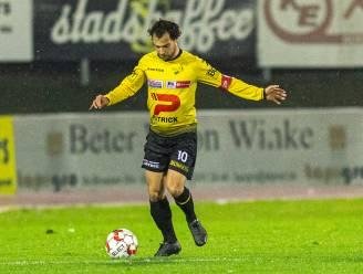 """Jesse Martens verlengt contract bij KSV Oudenaarde: """"Niet getwijfeld ondanks ik in Dilbeek woon"""""""