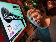 Leent het 'Randstadse' stand up comedy zich wel voor dorpskroeg in Ammerzoden?