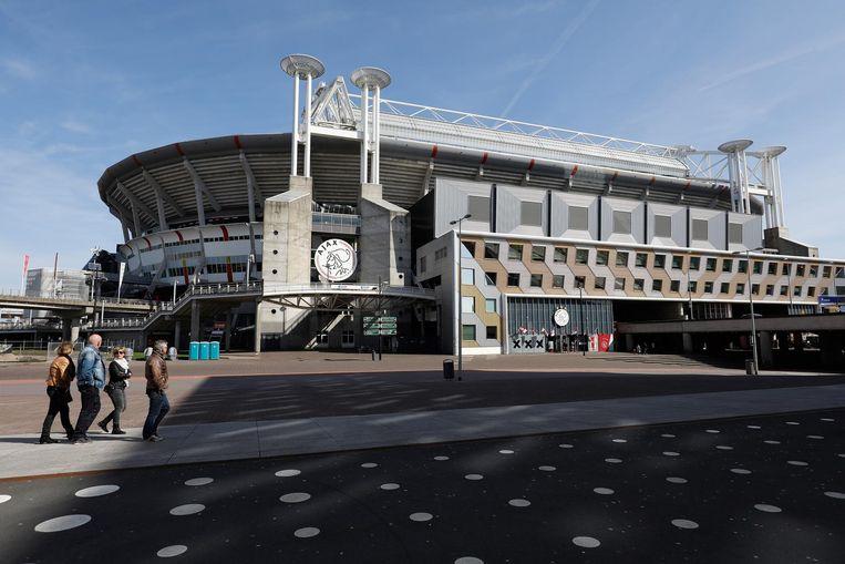 De Johan Cruijff Arena. Beeld anp