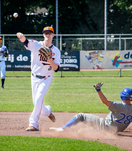 Twins kansloos in kletsnat eerste play off-duel