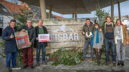 Eisbar centrum van eindejaarsgebeuren in Middelkerke