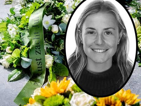 Emotioneel afscheid van vermoorde studente Julie (23): 'Deze wereld is haar mooiste schat kwijt'