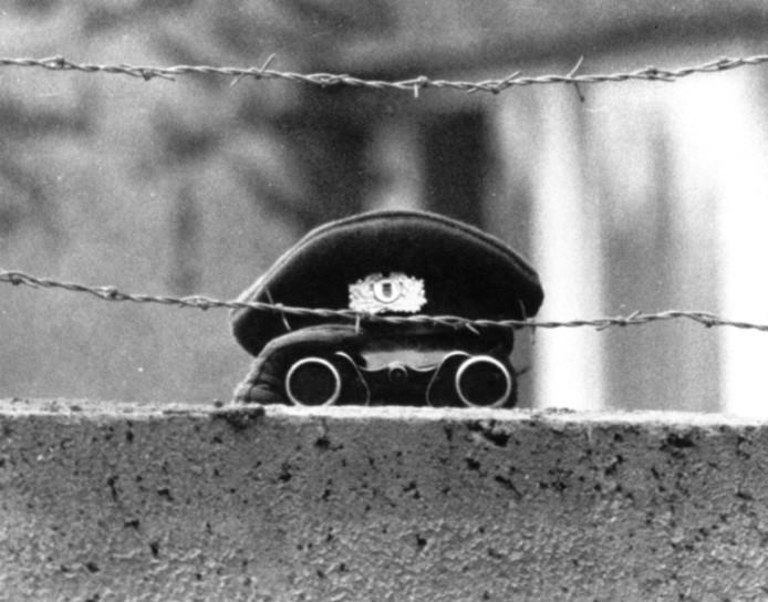 2e prijs Worldpressfoto, Berlijnse muur (1986)