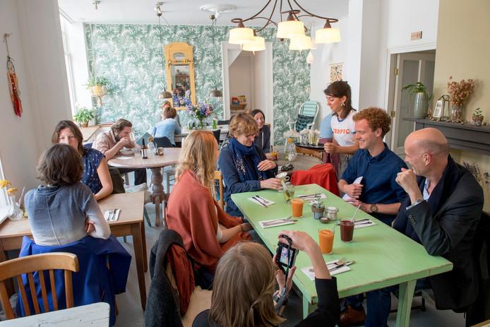 The Green Kitchen in Wageningen.