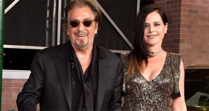 Al Pacino en Meital Dohan