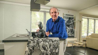 """Fotograaf Tonny Strouken zat jarenlang in spoor van Eddy Merckx: """"Eddy was God. Met Elvis-look"""""""