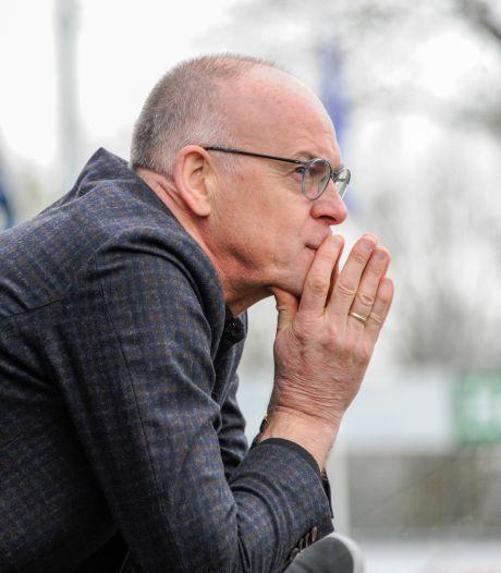Lucas Hoekman gaat weer naar Nunspeet, nu als hoofdtrainer