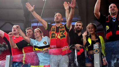 De 28 beste foto's van het Belgische feestje in Griekenland