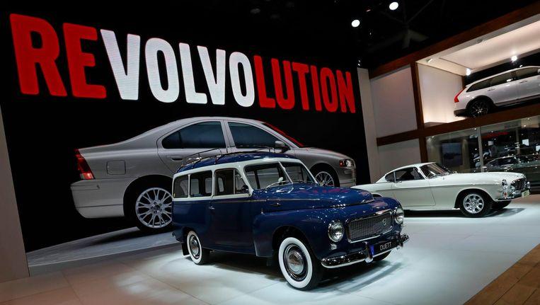 De Zweedse automaker bestaat dit jaar 90 jaar Beeld epa