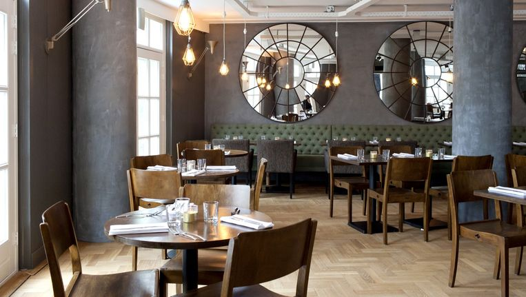 Restaurant Mauresque Beeld Roy Del Vecchio