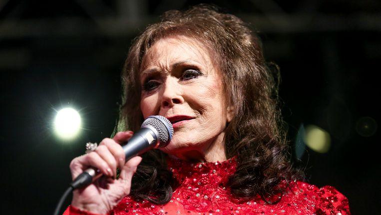 Lynn in maart 2016 tijdens een optreden in Austin