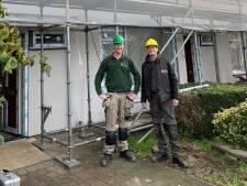 Renovatieproject in Beltrum als praktische leerlingbouwplaats