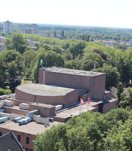 Sloop theater pas bij zekerheid bouw nieuw theater