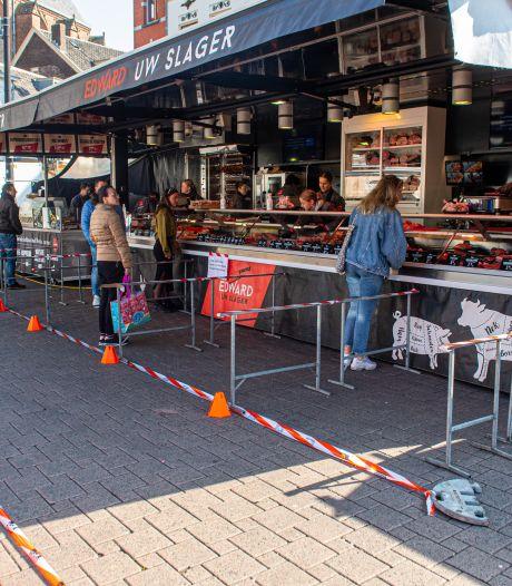 Amersfoortse markt verplaatst vanwege ruimtegebrek op de Hof