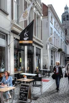Bergen op Zoom is geen stad van funshoppers