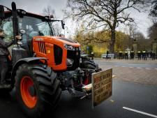 Nieuwsoverzicht | Boeren protesteren tegen stikstofbeleid - Ossenaar zoekt 'rust' van gevangenis en pleegt daarom overval
