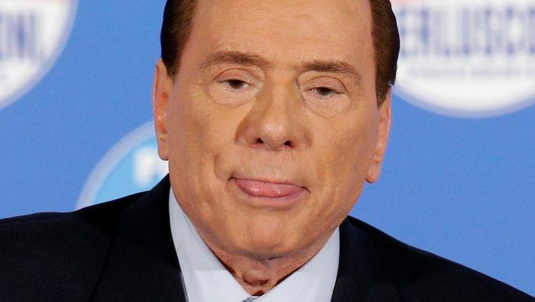Berlusconi Beeld REUTERS