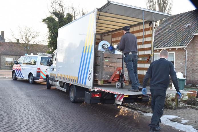 Begin dit jaar, op 27 januari, had de politie al succes: een kwekerij in Meeuwen werd ontmanteld.