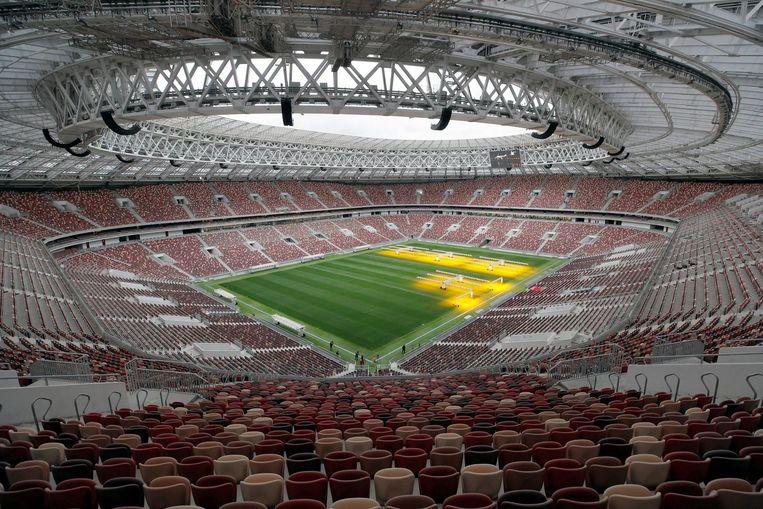 Luzhniki stadion.